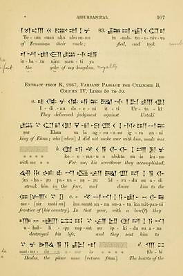 Ancient Writing, Cuneiform & Hieroglyphics -194 Books On Dvd - Cylinders Tablets 7