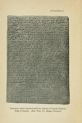 Ancient Writing, Cuneiform & Hieroglyphics -194 Books On Dvd - Cylinders Tablets 10