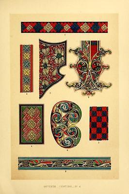 123 Rare Books On Dvd - Illuminated Manuscripts Illumination Medieval Art Artist 8