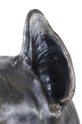 UK AMERICAN STAFFORDSHIRE TERRIER ArtDog dog head urn made of Resin