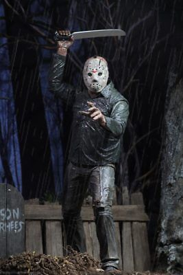 Friday 13th Part 5 Ultimate Jason Dream Sequence Action Figure NECA IN STOCK 5