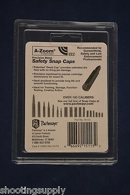 A-Zoom Snap Caps for 380 Auto azoom #15113 5-pack NEW 2