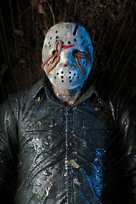 Friday 13th Part 5 Ultimate Jason Dream Sequence Action Figure NECA IN STOCK 8
