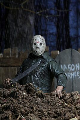 Friday 13th Part 5 Ultimate Jason Dream Sequence Action Figure NECA IN STOCK 6
