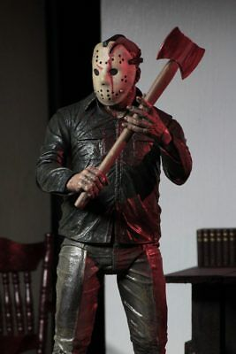 Friday 13th Part 5 Ultimate Jason Dream Sequence Action Figure NECA IN STOCK 9