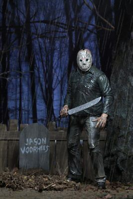 Friday 13th Part 5 Ultimate Jason Dream Sequence Action Figure NECA IN STOCK 4