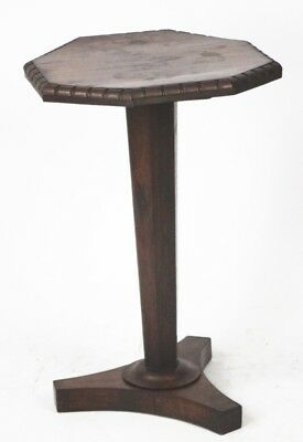 Antique William IV Mahogany Octagonal Table - FREE Shipping [PL699]