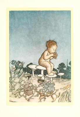 41 Vintage Arthur Rackham Illustrated Childrens Books - Dvd! Fairy Tales Fantasy 10
