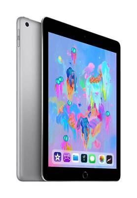 Apple iPad 6th Gen 32GB Space Gray Wi-Fi MR7F2LL/A 3