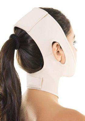 FACE-NECK-CHIN LIFT COMPRESSION WRAP POST PLASTIC SURGERY ADJUSTABLE FACIAL