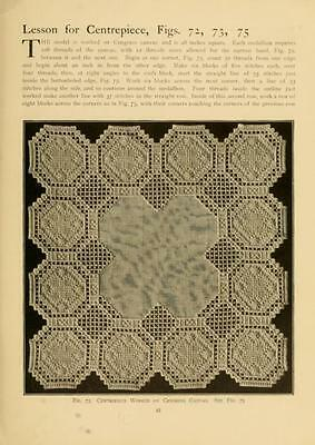 213 Rare Needlecraft Books On Dvd - Home Embroidery Needlework Patterns Textiles 9
