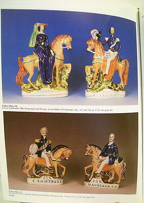 Staffordshire Portrait Figures of the Victorian Era