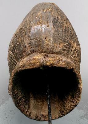Old Tribal Large  Tribal Punu Maiden Spirit   Mask    --   Gabon BN 42 6