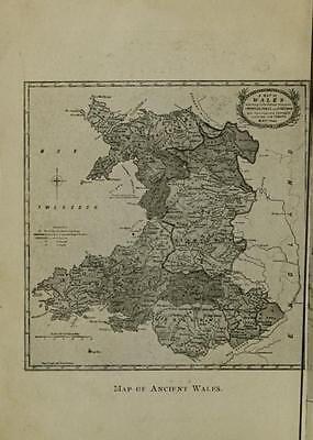 Wales History Genealogy Ancestry - 263 Antique Books On Dvd- Welsh People Places 5
