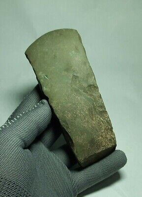 RARE Cucuteni-Trypillian culture Neolithic Tool Stone  AXE ADZE 5200-3500BC #12 9