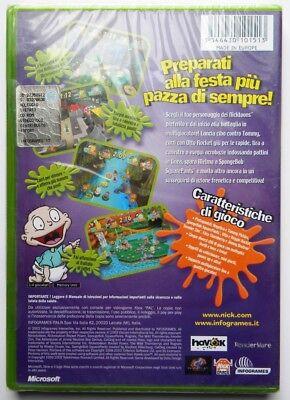 Festa Explosiva Xbox Nuovo Sigillato Edizione Ita 2