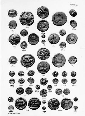+200 Rare Coin Books On Dvd - British Indian Greek Roman Viking Saxon Medieval 6