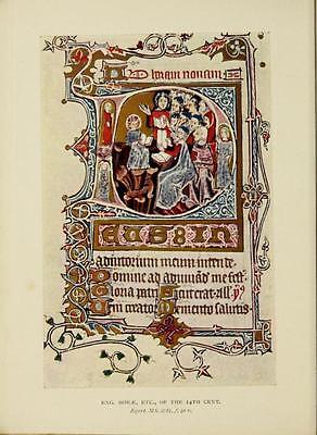 123 Rare Books On Dvd - Illuminated Manuscripts Illumination Medieval Art Artist 10