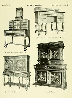 116 Antique Furniture Books On Dvd - Period Styles Interior Design Upholstery 3