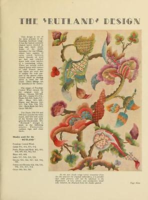 213 Rare Needlecraft Books On Dvd - Home Embroidery Needlework Patterns Textiles 3