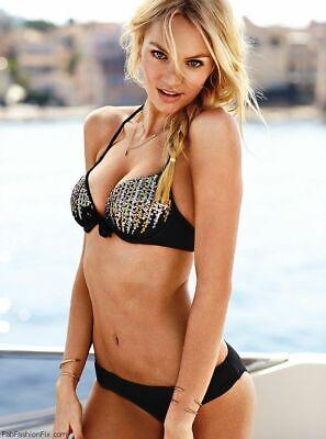 Victoria's Secret Sequin Bombshell Push Up Halter Bikini 34B;36C;XS;S;M 2