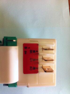 GE Fridge Defrost Timer TBR12, TBR15, TBR17, TBR351 4
