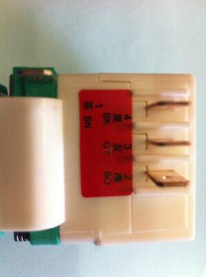 GE Fridge Defrost Timer TBR12, TBR15, TBR17, TBR351 5