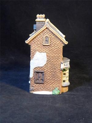 Dept. 56 Heritage Village Dickens Village Weeton Watchmaker #5926-9 w/Box FS 7