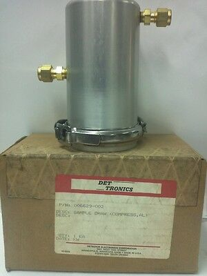 MSA 10015787 Hydrophobic,End-Of-Line Filter Sample Draw *New*