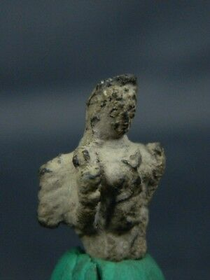 Ancient Bronze Figure Bactrian 300 BC #BR6687 3
