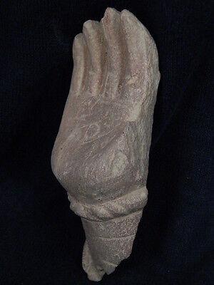 Ancient Stone Bodhasattva Hand Gandhara/Gandharan 100 AD    #STN639 6