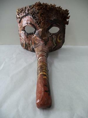 Carnival of Venice Mask - Apple Tree 2008 signed 2
