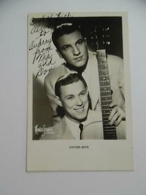 1939 GLADYS SWARTHOUT Signed Inscribed Photo Opera Soprano Movie Actress Vintage 6