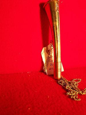 Nautical  Bosun's Whistle. 3