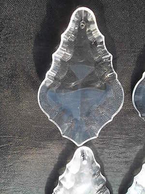 10 lovely glass  pendaloques chandelier drops (D216) 5