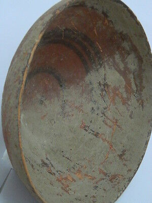 Ancient Huge Size Teracotta Painted Pot Indus Valley 2500 BC #PT15204