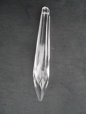 10 lovely glass icicle chandelier drops(D277) 3