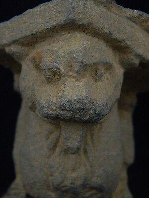 Ancient Stone Winged Lion Gandhara/Gandharan 100 AD No Reserve #STN385 2
