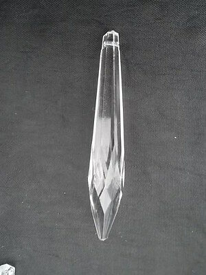 10 lovely glass icicle chandelier drops(D277) 2