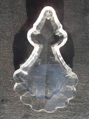 1 glass half cut angel pendaloques chandelier drops(D671) 3