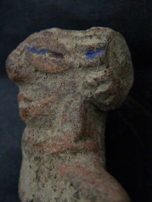 Ancient Teracotta Mother Goddess Torso Indus Valley 600 BC No Reserve #TR729 3