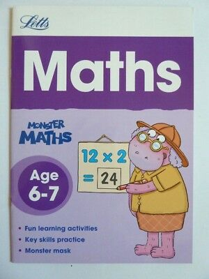 Maths Add Subtract Telling Time Bundle of 3 Home Learning Workbooks Ages 6-7 3