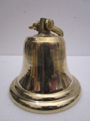 Brass BELL - Brass Made - 2.5 Kilo - Great Sounding -Boat / Nautical / Maritime 2