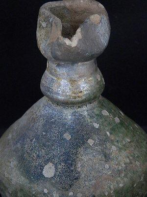Ancient Large size Glazed Ewer Islamic 1200 AD No Reserve    #PT15167 4