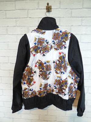 Vintage Shell Suit Jacket Top Festival Tracksuit Windbreaker 80s/90s (M) D5650 3