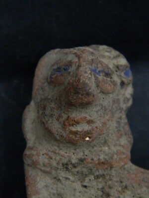 Ancient Teracotta Mother Goddess Torso Indus Valley 600 BC #TR729 2