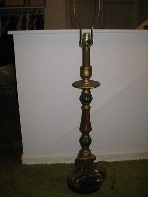 Vintage 1960's Lamp 2