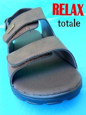 SANDALI UOMO LINEA COMODA pantofole  42 43 44 45 40 41 9