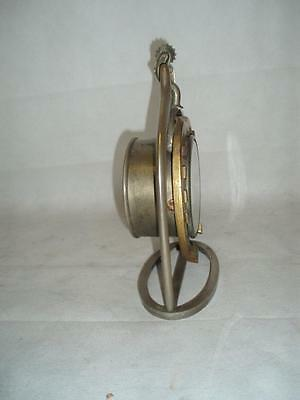Antique Trophy Stirrup Clock. by H.GRAVES NEW St BIRMINGHAM. 8