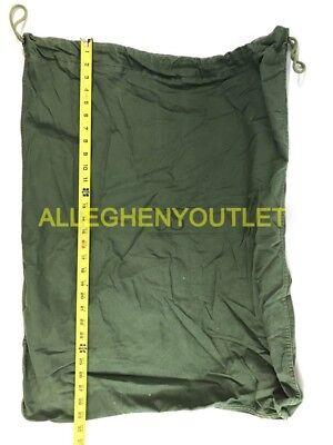 US Army Military Barracks Bag, Cotton Large Laundry Duffle Tote Storage Bag FAIR 3